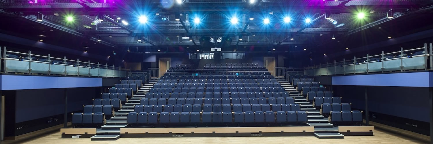 consultants for the design, planning and project management of theatre and media spaces in the UK